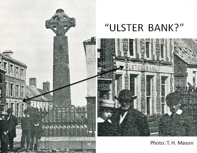 Celtic Market Cross Photograph