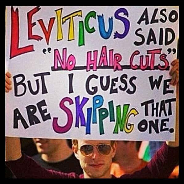 Does Leviticus Prohibit Haircuts
